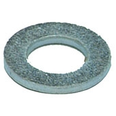 Regin REGQ90 M4 Steel Flat Washers 30