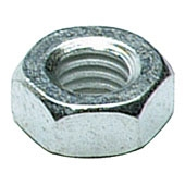 Regin REGQ51 M5 C/F Steel Full Nuts 30