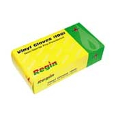Regin GLOVES-VINYL-10 Vinyl Gloves Box 100 Large