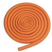 Regin REGU50 Red Rubber Tube 2M Pk